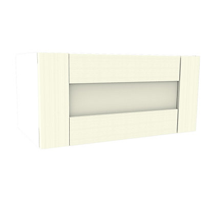 Image for Simply Hygena Southfield Ivory Cooker Hood Cabinet - 600mm from StoreName