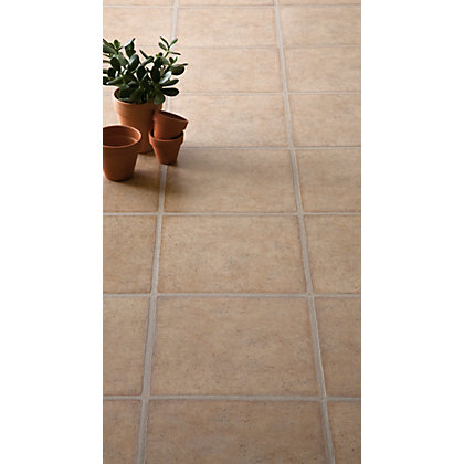 Image for Flagstone Textured Vinyl Flooring - 0.56 sqm per pack from StoreName