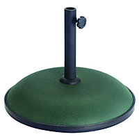 Gardman Cast Iron Bird Feeding Station Base - Green
