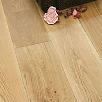 Repton Solid Wood Oak Flooring - 1.19 sq m