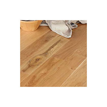 Image for Bartram Solid Wood Oak Flooring - 1.15 sq m from StoreName