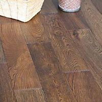 Paton Solid Wood Oak Flooring 1.20 sq m