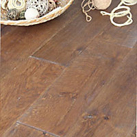 Kempton Solid Wood Oak Flooring - 1.17 sq m