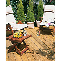 2.4m Patio Deck Board - Pack of 50