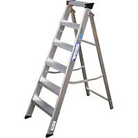 Youngmans Stepladder 6 Tread - Class 1