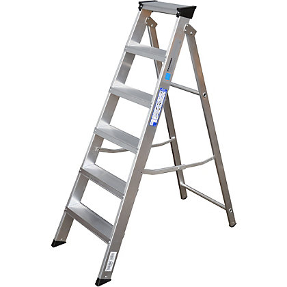Image for Youngmans Stepladder 6 Tread - Class 1 from StoreName