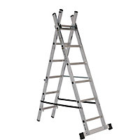 Youngman Light Trade 3-Way Combination Ladder