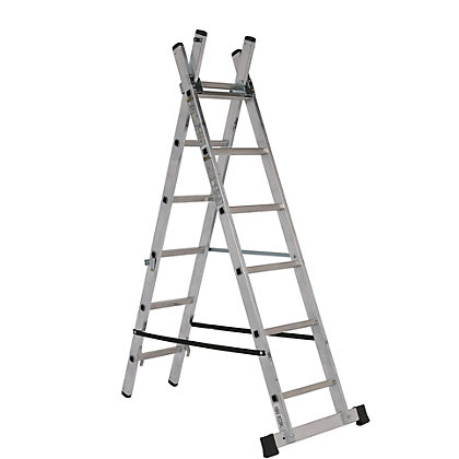 Image for Youngman Combi 100 2.5m Ladder from StoreName