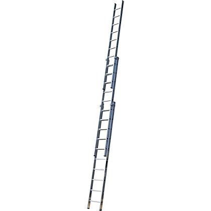 Image for Youngman Trade 200 2 Section Extension Ladder 3.08m from StoreName