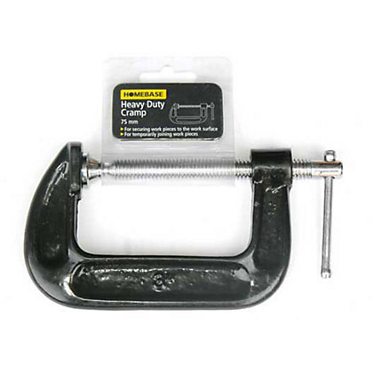 Image for Heavy Duty C Clamp - 75mm from StoreName