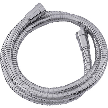 Image for Croydex Premium Shower Hose - Chrome - 1.75m from StoreName