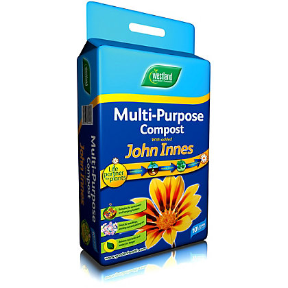 Image for Multi-Purpose Compost With Added John Innes - 10L from StoreName