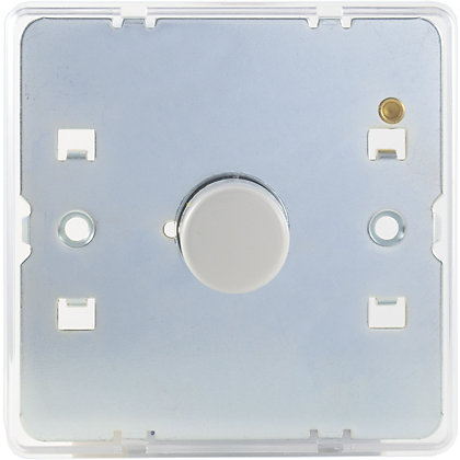 Image for Schneider Electric 400W/VA Single 2 Way Dimmer - Transparent from StoreName