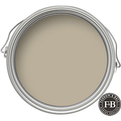 Image for Farrow & Ball Modern No.17 Light Gray - Emulsion Paint - 2.5L from StoreName
