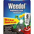 Weedol Pathclear Liquid Concentrate Weedkiller - 6 Tubes