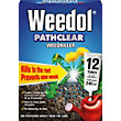 Weedol Pathclear Liquid Concentrate Weedkiller - 12 Tubes