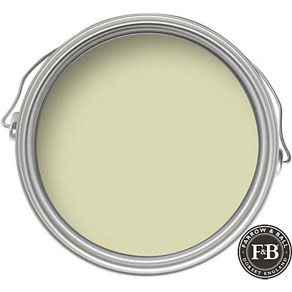 Image for Farrow & Ball Eco No.206 Green Ground - Exterior Matt Masonry Paint - 5L from StoreName