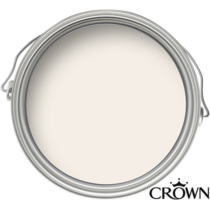 Image for Crown Breatheasy English Muffin - Matt Standard Emulsion Paint  - 5L from StoreName