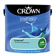 Crown Breatheasy Chance - Silk Standard Emulsion Paint - 2.5L