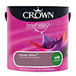 Crown Breatheasy Cover Story - Silk Standard Emulsion Paint - 2.5L