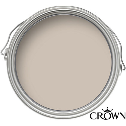 Image for Crown Breatheasy East Village - Silk Standard Emulsion Paint - 2.5L from StoreName