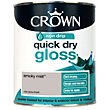 Crown Breatheasy Quick Drying Gloss - Smoky Mist - 750ml