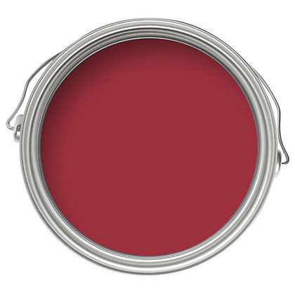 Image for Farrow & Ball Estate No.43 Eating Room Red - Eggshell Paint - 2.5L from StoreName