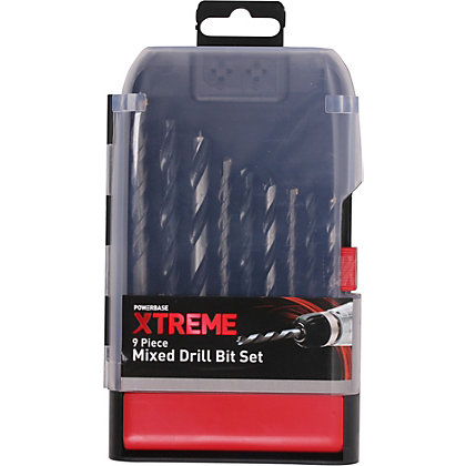 Image for Xtreme Mixed Bit Set - 9 Piece from StoreName