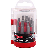 Xtreme 10 Piece 50mm Screwdriver Bit Set