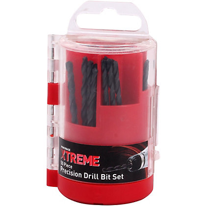 Image for Xtreme Precision Drill Bit Set - 50 Piece from StoreName