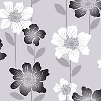 Coloroll Margarita Wallpaper - French Grey