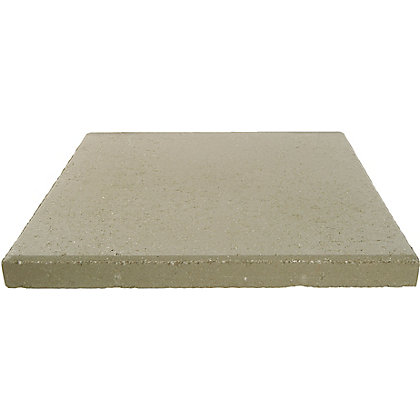 Image for Brett Smooth Paving Single Size Patio Pack 400x400mm 9.60sq m 60 Pack - Buff from StoreName
