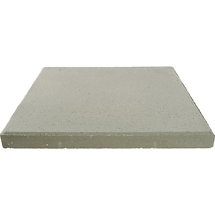 Image for Brett Smooth Paving Single Size Patio Pack 400x400mm 9.60sq m 60 Pack - Grey from StoreName