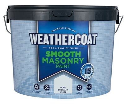Homebase Weathercoat Pure Brilliant White - Smooth Matt
