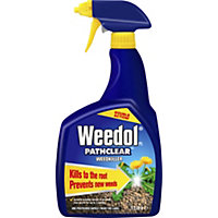 Weedol Pathclear Gun! Ready to Use Weedkiller - 1L