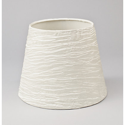 Image for Sophie Wrinkled Drum Shade - Small 9in from StoreName
