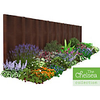 Garden on a Roll - Chelsea Border - 5m x 90cm