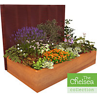 Garden on a Roll - Chelsea Raised Bed Kit - 120 x 90cm