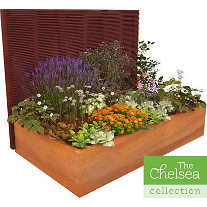 Image for Garden on a Roll - Chelsea Raised Bed Kit - 120 x 90cm from StoreName