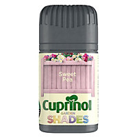 Cuprinol Garden Shades Sweet Pea Tester Pot - 50ml