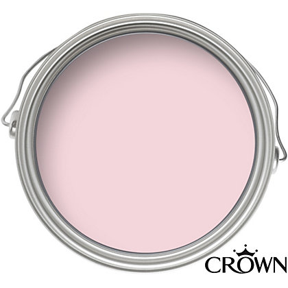 Image for Crown Breatheasy Solo Beauty Queen - One Coat Matt Emulsion Paint - 40ml Tester from StoreName