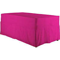ColourMatch Funky Fuchsia Valance - Single.