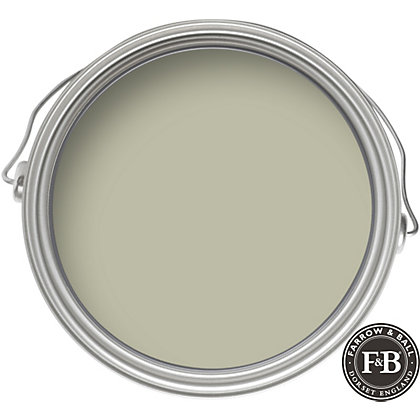 Image for Farrow & Ball Modern No.18 French Gray - Matt Emulsion Paint - 2.5L from StoreName
