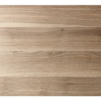 Image for Schreiber Contemporary Bridging Unit / Top Box Door - Smoked Oak from StoreName