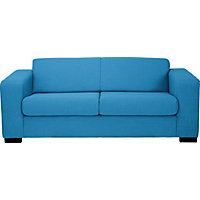 Ava Fabric Sofa Bed Teal