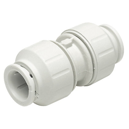 Image for Easyfit Connector -  Plastic - 15mm from StoreName