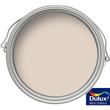 Image for Dulux Once Natural Hessian - Satinwood Paint - 750ml from StoreName