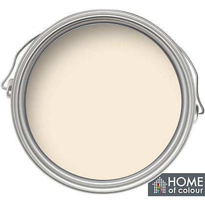 Image for Home of Colour Vanilla - Tough Matt Paint - 5L from StoreName