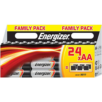 Image for Energizer Classic Value AA Battery 24 Pack from StoreName
