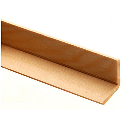Image for Richard Burbidge Angle Moulding - Pine - 2400 x 42 x 42mm from StoreName